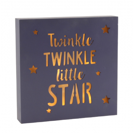 30% off 'Twinkle Twinkle Little Star' Night Light